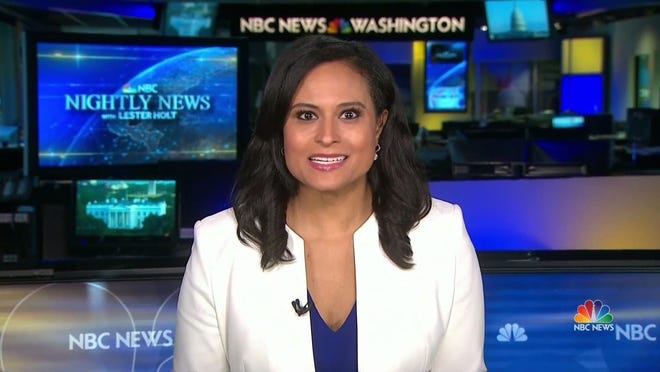 Kristen Welker, who will be asking the questions of President Donald Trump and former Vice President Joseph R. Biden Jr. in their matchup Thursday night, spent two years in the early 2000s working as a reporter and weekend morning anchor for Providence ABC affiliate WLNE-TV.