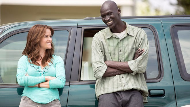 """Reese Witherspoon and Ger Duany tell a story based on truth in """"The Good Lie."""""""
