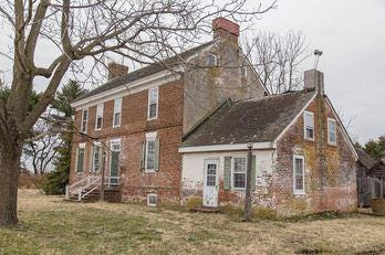Delaware backstory plan set to save house from 1700s for 1700s house plans