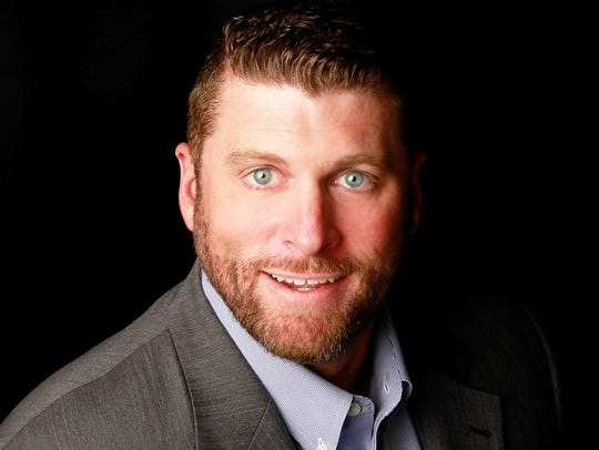 Shane Hesters, vice president of business development