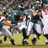 Eagles' O-line ready to make another stand vs. Vikings