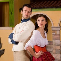 Rumors, lies & love at ASF's 'Much Ado About Nothing'