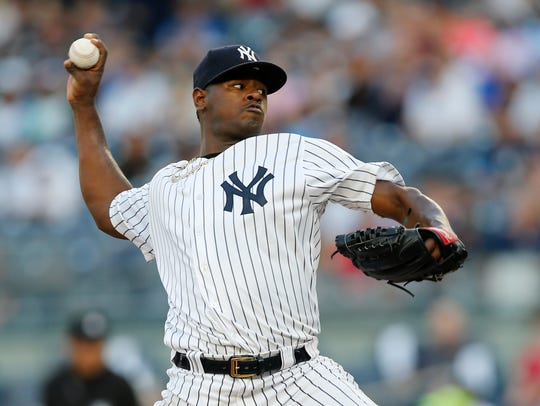At this point last year, Severino had been demoted