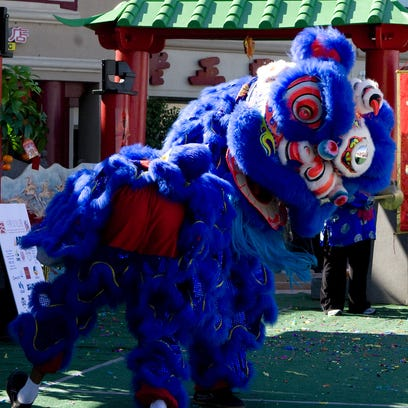 Lion dance is a form of traditional dance in Chinese