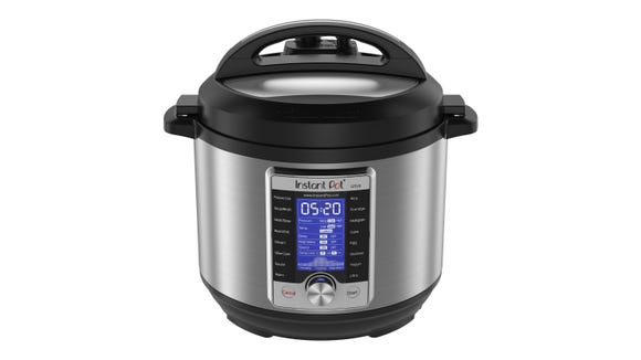The newest Instant Pot pressure cooker is on sale for the first time