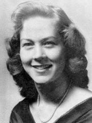 Sonja McCaskie, an Olympic skier who was murdered in 1963 by Wooster High School student Thomas Lee Bean.