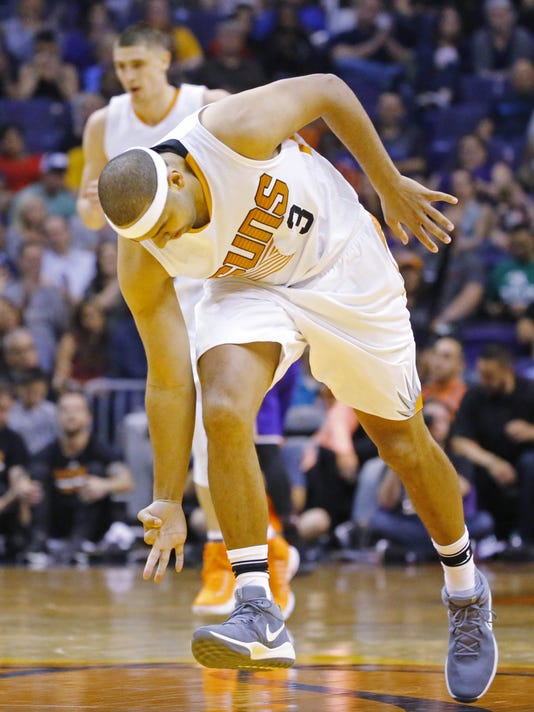 Lakers at Suns