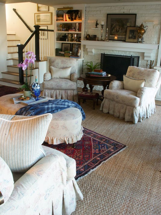 Style at Home: The cottage next door: A peek at Nancy's living room