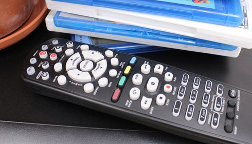 The Dish Hopper DVR system has a staggering 2 terabytes of storage space.