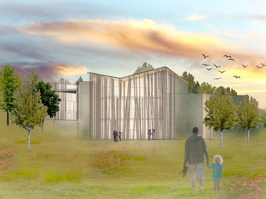 John Michael Kohler 'Art Preserve' rendering