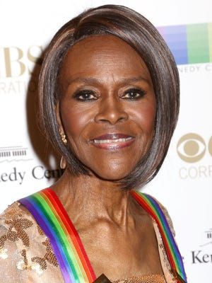 Cicely Tyson attended the 38th Annual Kennedy Center where she was honored in 2015.