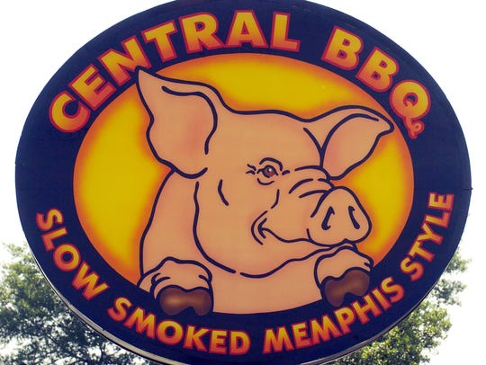 Central BBQ is among the pork joints featured in the