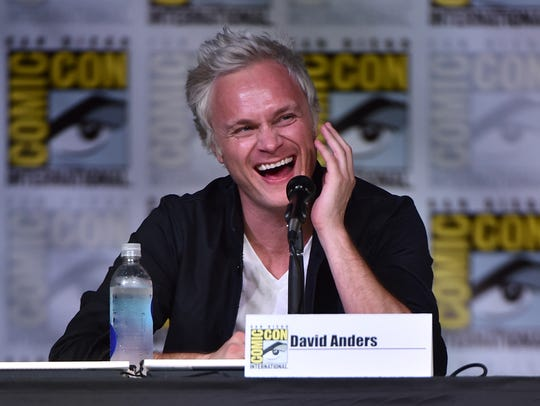 David Anders will be at Phoenix Comicon.