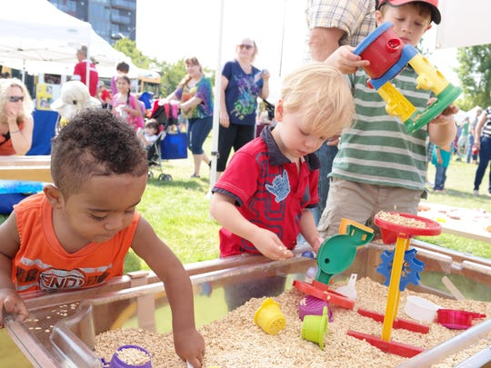 Check out the Riverfront Family Fest 10 a.m. to 2 p.m. Saturday, Aug. 6, at Riverfront Park.