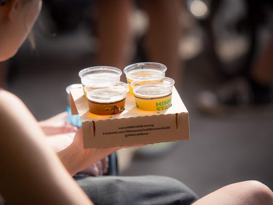 When the Land of 10,000 Beers craft beer exhibit opened at the Minnesota State Fair four years ago, there were about 30 breweries in the state. The number is now approaching 100.