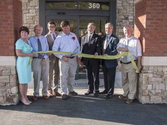 Mission Health opened its 30,000-square-foot Mission Health Center Haywood at 360 Hospital Drive.