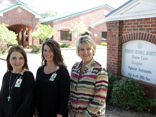 Forrest General Home Health & Hospice 30th anniversary | Gallery