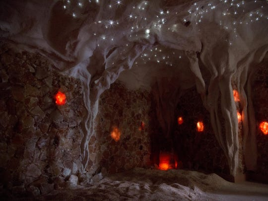 Louisville Salt Cave is now open for business