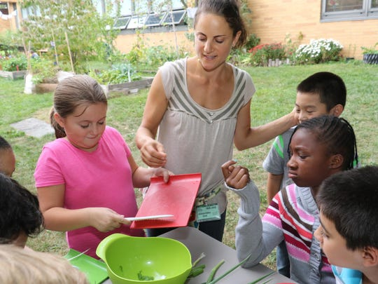 Hudson Valley Seed educator and outreach coordinator,