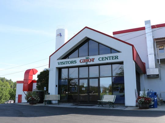 The Cabot Creamery Cooperative Visitors Center