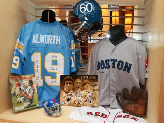 The Mississippi Sports Hall of Fame and Museum hosts a museum shop holiday open house Tuesday.