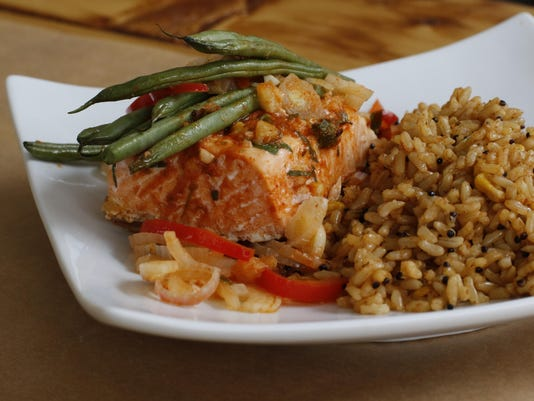 Food-Healthy Salmon Packets (2)