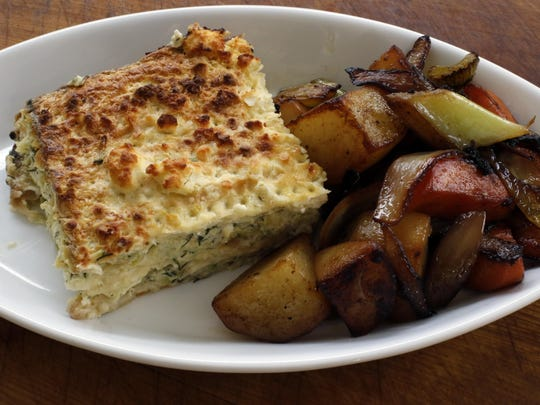 Matzo bread is a delicious substitute for traditional
