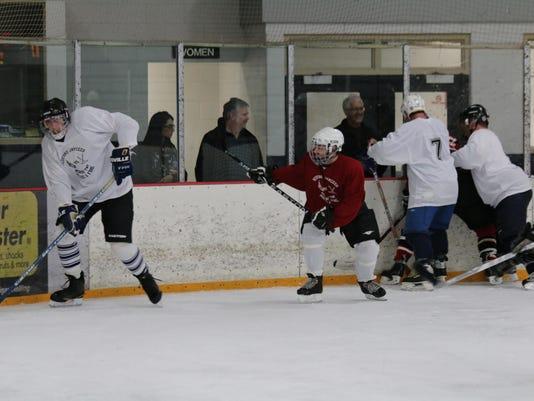 Jaycees hockey