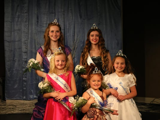 Iron County Cinderella Scholarship Pageant -photo