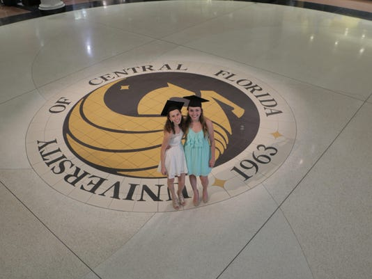 Students forgo pricey UCF graduation ceremonies