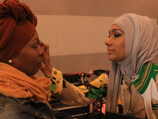 The Head Wrap Expo is 1-8 p.m. Sunday at the Ford Community & Performing Arts Center.
