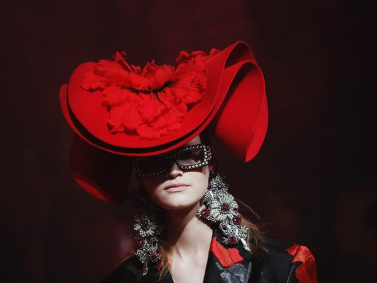 Gucci Alternative Views - Milan Fashion Week Spring/Summer 2017
