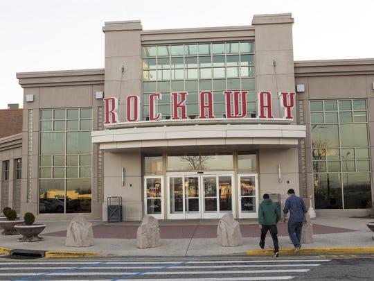 The Rockaway Townsquare Mall.