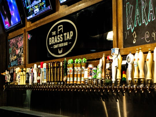 The Crawl for a Cause will kick off at 4 p.m. Saturday Feb. 23 with a lineup including the BrassTap – Midtown.