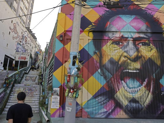 Brazil Graffiti City