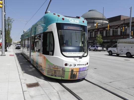 Even at just 2,490 riders each day, the streetcar up and down Woodward Avenue — through the heart of the densest area of Detroit — is moving customers who would have no other practical way to get around, Gelinas says.