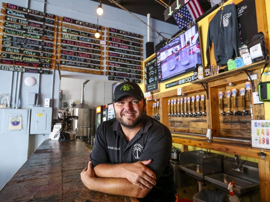 Will Lawson founded Naples Beach Brewery in December 2012. It was the first craft brewery to open in Southwest Florida.