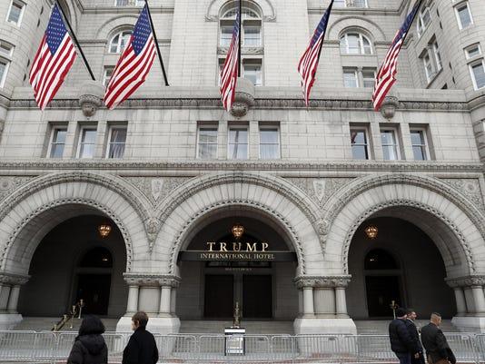 Trump Hotel Gun Arrest (2)