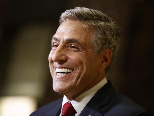 Rep. Lou Barletta, R-Pa. has announced his candidacy