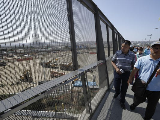 Mexico Border Closure