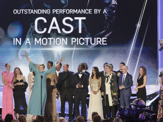 24th Annual Screen Actors Guild Awards