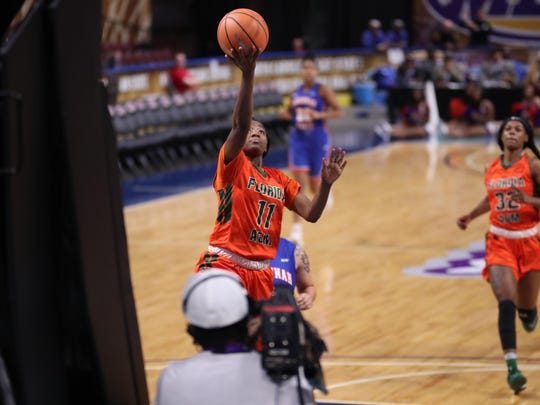 The FAMU Rattlers were eliminated from the MEAC Tournament Friday by top-seed North Carolina A&T.
