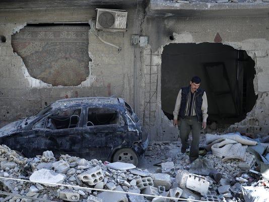 Syria Survivors
