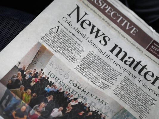 Denver Post Editor Resigns