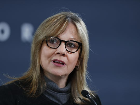 """The best time to solve a problem is the minute you know about it,"" CEO Mary Barra said at The New York Times DealBook conference earlier this month, where business leaders discussed their industries. ""Most problems don't get smaller with time — and so that's kind of a fundamental learning."""