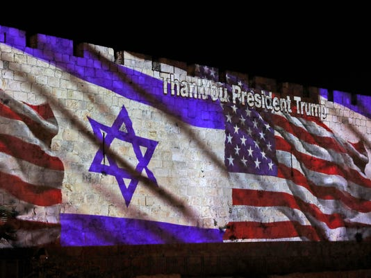 TOPSHOT-ISRAEL-US-PALESTINIAN-CONFLICT
