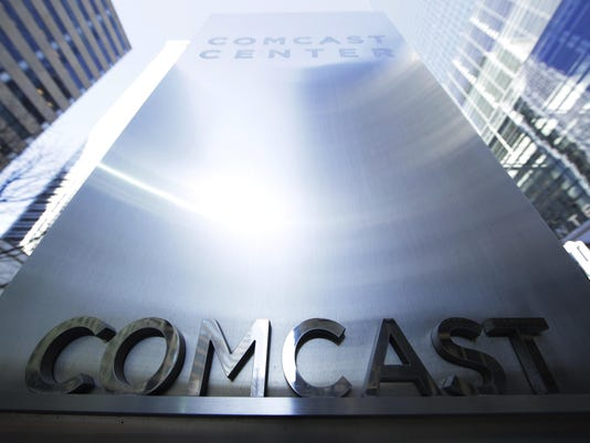 Comcast Twenty First Century Fox