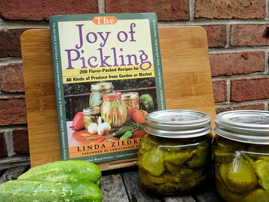Bread n Butter Pickles From Scratch