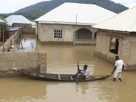 Nigeria Deadly Flooding