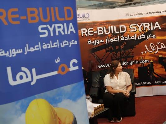 Syria Reconstruction